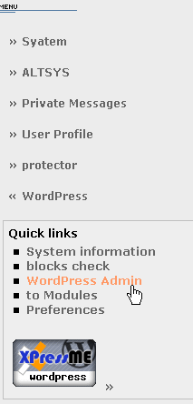 to_wordpress_admin